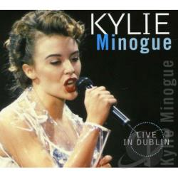 Minogue, Kylie - Live in Dublin CD Cover Art