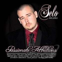 Selo Presents: Passionate Affections CD Cover Art