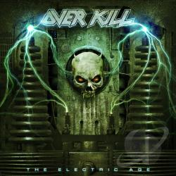 Overkill - Electric Age LP Cover Art