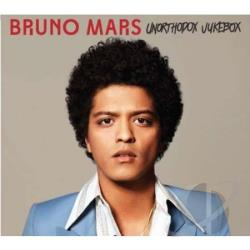 Bruno Mars - Unorthodox Jukebox CD Cover Art