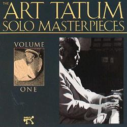 Tatum, Art - Art Tatum Solo Masterpieces, Vol. 1 CD Cover Art