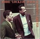 Davis, Eddie Lockjaw / Griffin, Johnny / Johnny Griffin Quintet - Live at Minton's Playhouse - Complete Recordings CD Cover Art