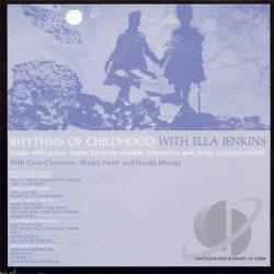 Jenkins, Ella - Rhythms of Childhood CD Cover Art