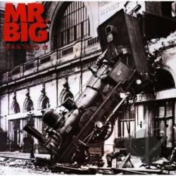 Mr. Big - Lean into It CD Cover Art
