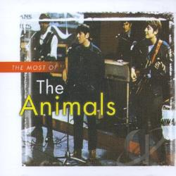 Animals - Most Of CD Cover Art