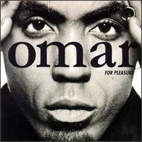 Omar - For Pleasure CD Cover Art