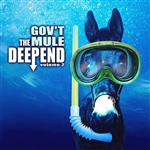 Gov't Mule - Deep End, Vol. 2 CD Cover Art