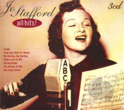 Stafford, Jo - All Hits! CD Cover Art