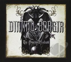 Dimmu Borgir - In Sorte Diaboli CD Cover Art