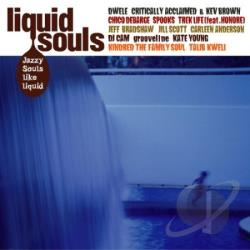 Liquid Souls - Liquid Souls CD Cover Art