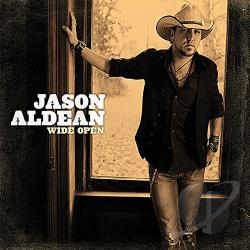 Aldean, Jason - Wide Open CD Cover Art