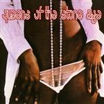 Queens Of The Stone Age - Queens of the Stone Age CD Cover Art