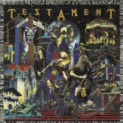 Testament - Live At The Fillmore CD Cover Art