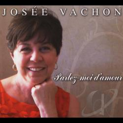 Josee Vachon - Parlez-Moi D'amour CD Cover Art