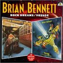 Bennett, Brian - Rock Dreams/Voyage CD Cover Art