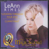 Rimes, Leann - Looking Through Your Eyes//commitment DS Cover Art