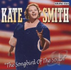 Smith, Kate - Songbird of the South CD Cover Art