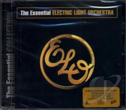Electric Light Orchestra - Essential Electric Light Orchestra CD Cover Art