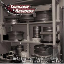 Lockjaw Records Helping You Back To Work CD Cover Art