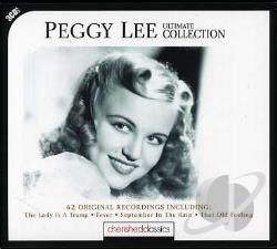 Lee, Peggy - Cherished Classics-Peggy Lee CD Cover Art