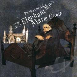Buckethead - Elephant Man's Alarm Clock CD Cover Art