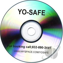 Yo-Safe - Simply Bein Me (V1 Before da Album) CD Cover Art