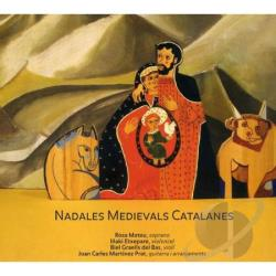 Nadales Medievals Catalanes CD Cover Art