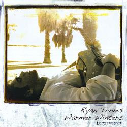 Ryan Tennis - Warmer Winters CD Cover Art