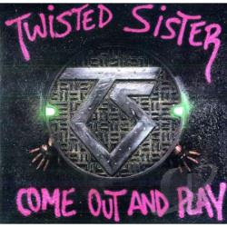 Twisted Sister - Come Out and Play LP Cover Art