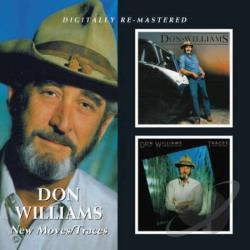 Williams, Don - New Moves/Traces CD Cover Art