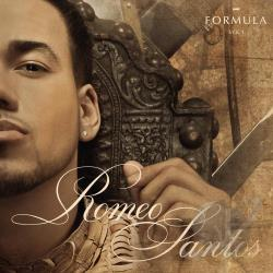 Romeo Santos - Formula, Vol. 1 CD Cover Art
