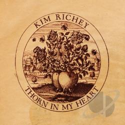 Richey, Kim - Thorn in My Heart CD Cover Art