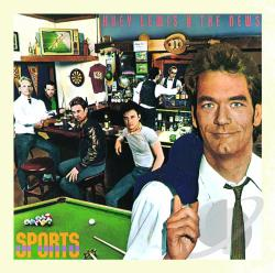 Lewis, Huey & The News - Sports! CD Cover Art