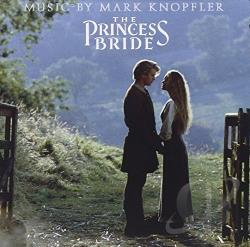 Knopfler, Mark - Princess Bride CD Cover Art