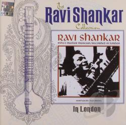 Shankar, Ravi - In London CD Cover Art