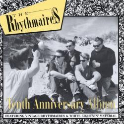 Rhythmaires - Lost Album CD Cover Art