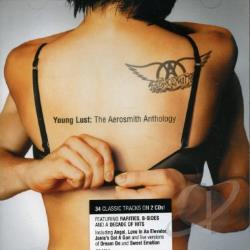 Aerosmith - Young Lust: The Aerosmith Anthology CD Cover Art