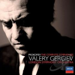 Gergiev / London Sym Orch / Prokofiev - Prokofiev: The Complete Symphonies CD Cover Art