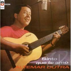 Dutra, Altemar - Sinto Que Te Amo CD Cover Art