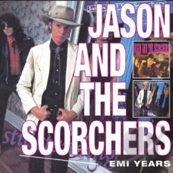 Jason & The Scorchers - EMI Years CD Cover Art