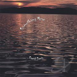 Davis, David - Something New CD Cover Art