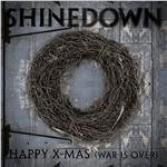 Shinedown - Happy X-Mas [War Is Over] DB Cover Art