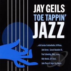 Geils, Jay - Toe Tappin' Jazz CD Cover Art
