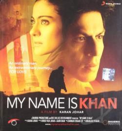 Shankar Ehsaan Loy - My Name is Khan CD Cover Art
