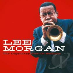Morgan, Lee - Legendary Quartet Sessions CD Cover Art