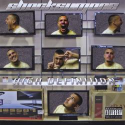Shock Sum One - High Definition CD Cover Art