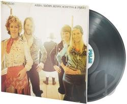 ABBA - Waterloo LP Cover Art