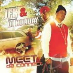 Jfk - Meet Da Connect CD Cover Art
