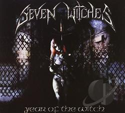 Seven Witches - Year of the Witch CD Cover Art