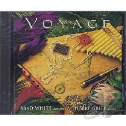 White, Brad - Voyage CD Cover Art